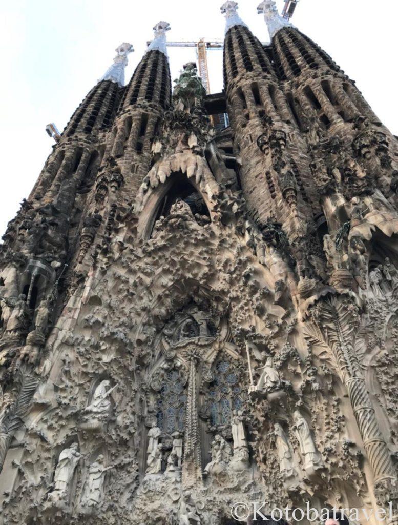 バルセロナ,観光,モデルコース