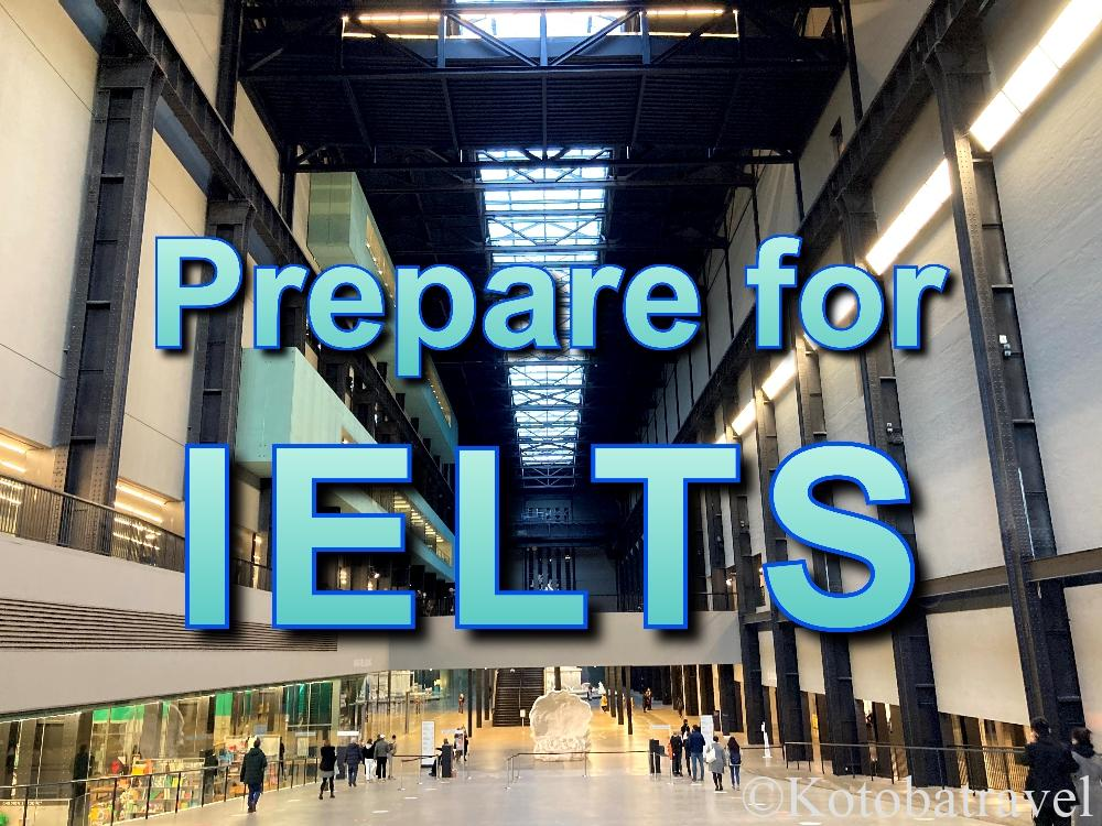 IELTS - category -