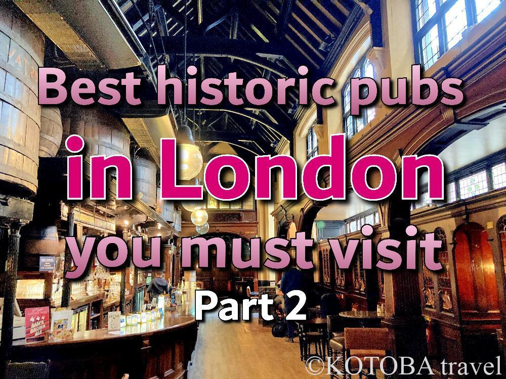London best pubs